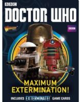 Doctor Who - Exterminate!: Maximum Extermination!